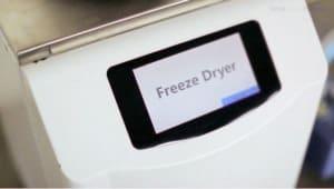 Máy sấy thăng hoa FD - công nghệ tốt nhất hiện nay