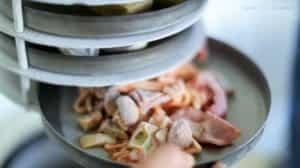 Máy sấy thăng hoa FD khử được 99% độ ẩm trong thực phẩm giúp thời gian bảo quản lên đến 2 năm