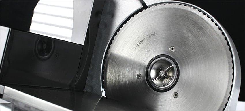เครื่องสไลด์เนื้อ เครื่องสไลด์หมู -MS06-คุณสมบัติ3