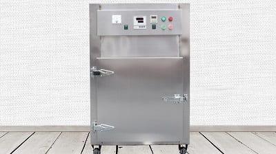 Máy sấy thực phẩm khí nóng công nghiệp GE - Làm từ 100% inox 304 tiêu chuẩn thực phẩm