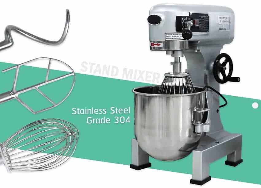เครื่องผสมอาหาร-SME-ตัวเครื่อง