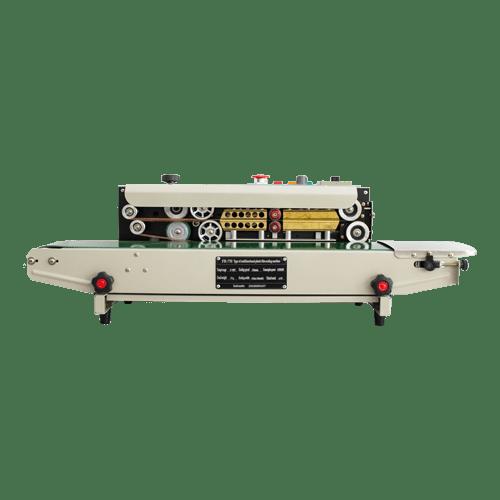 เครื่องซีลถุงสายพานรุ่น AS01