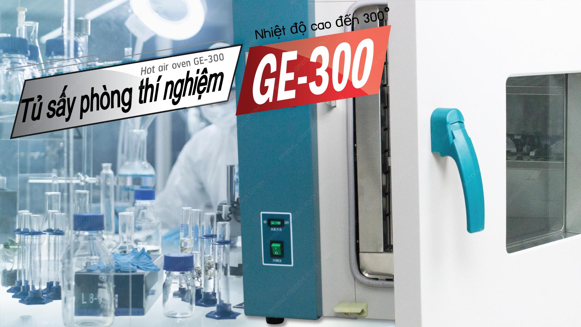 Tủ sấy không khí nóng-GE-300-2