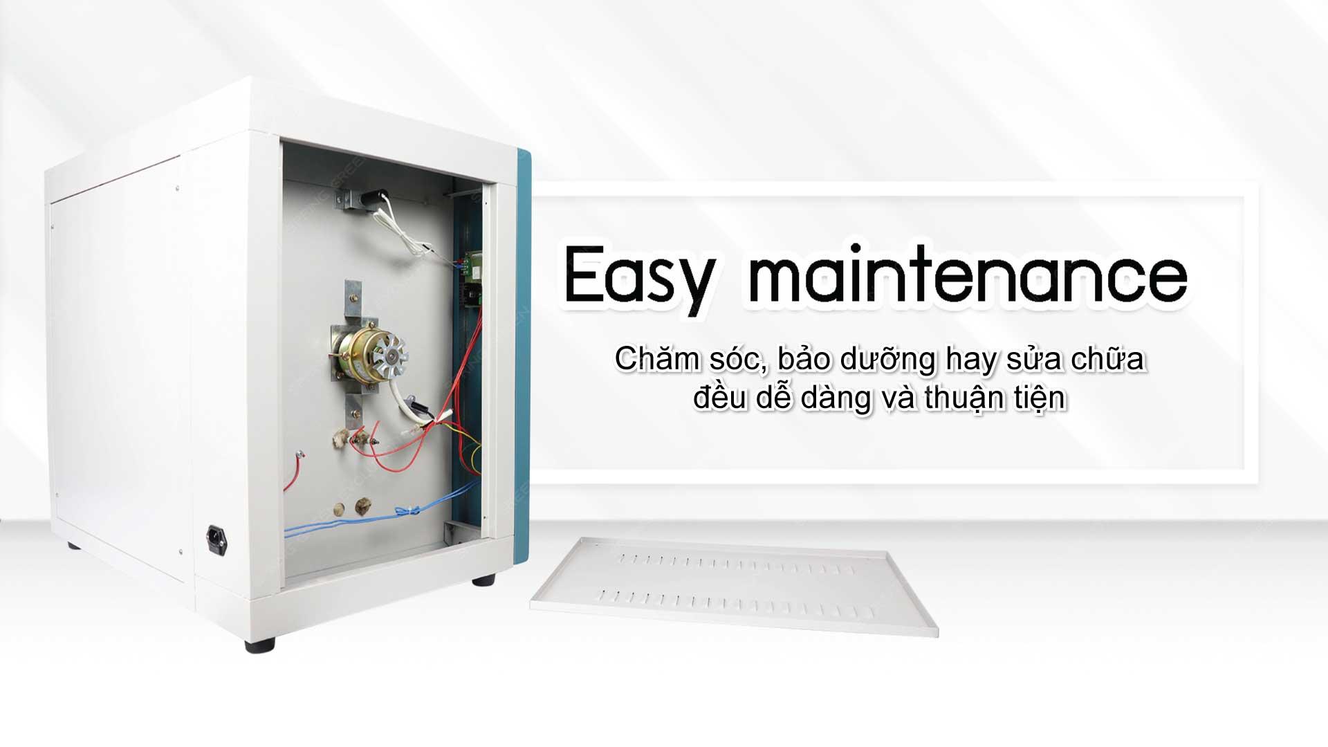 Tủ sấy không khí nóng-GE-300-4