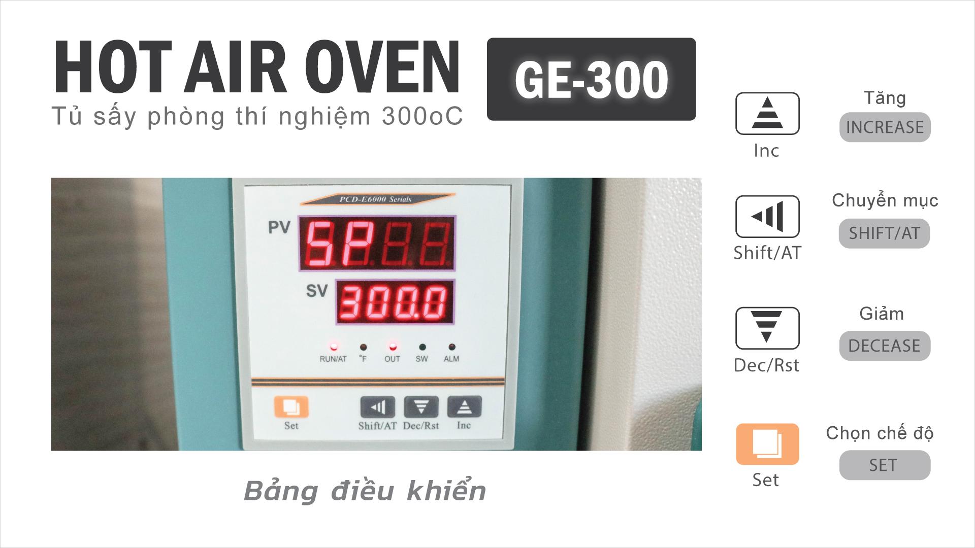 Tủ-sấy-không-khí-nóng-GE-300-9