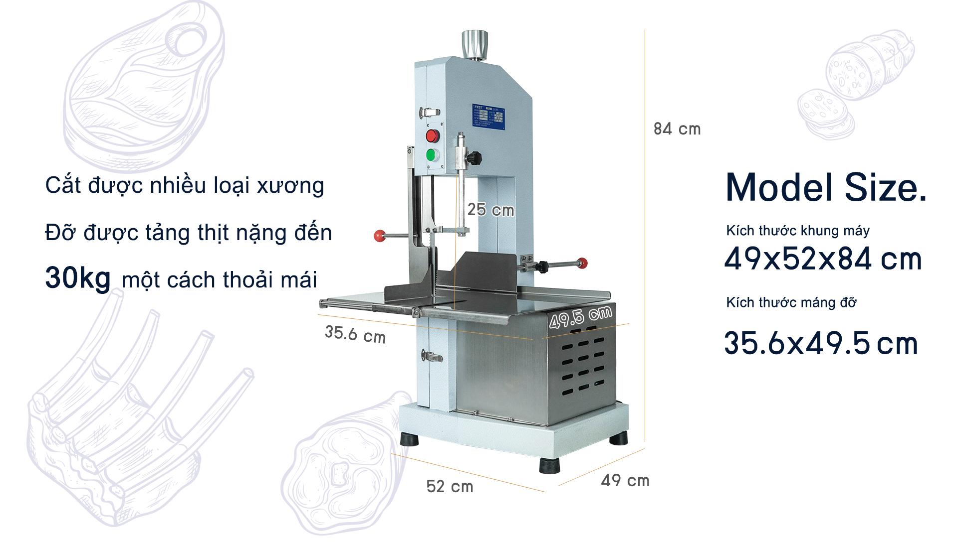 เครื่องตัดกระดูกหมู-BC190-Pro-size-product