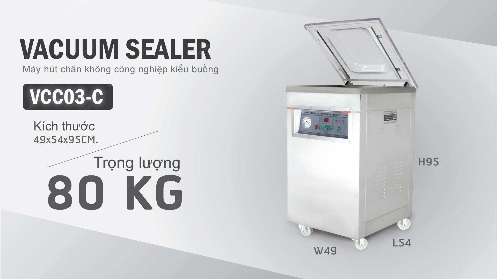 máy hút chân không SGE (2)