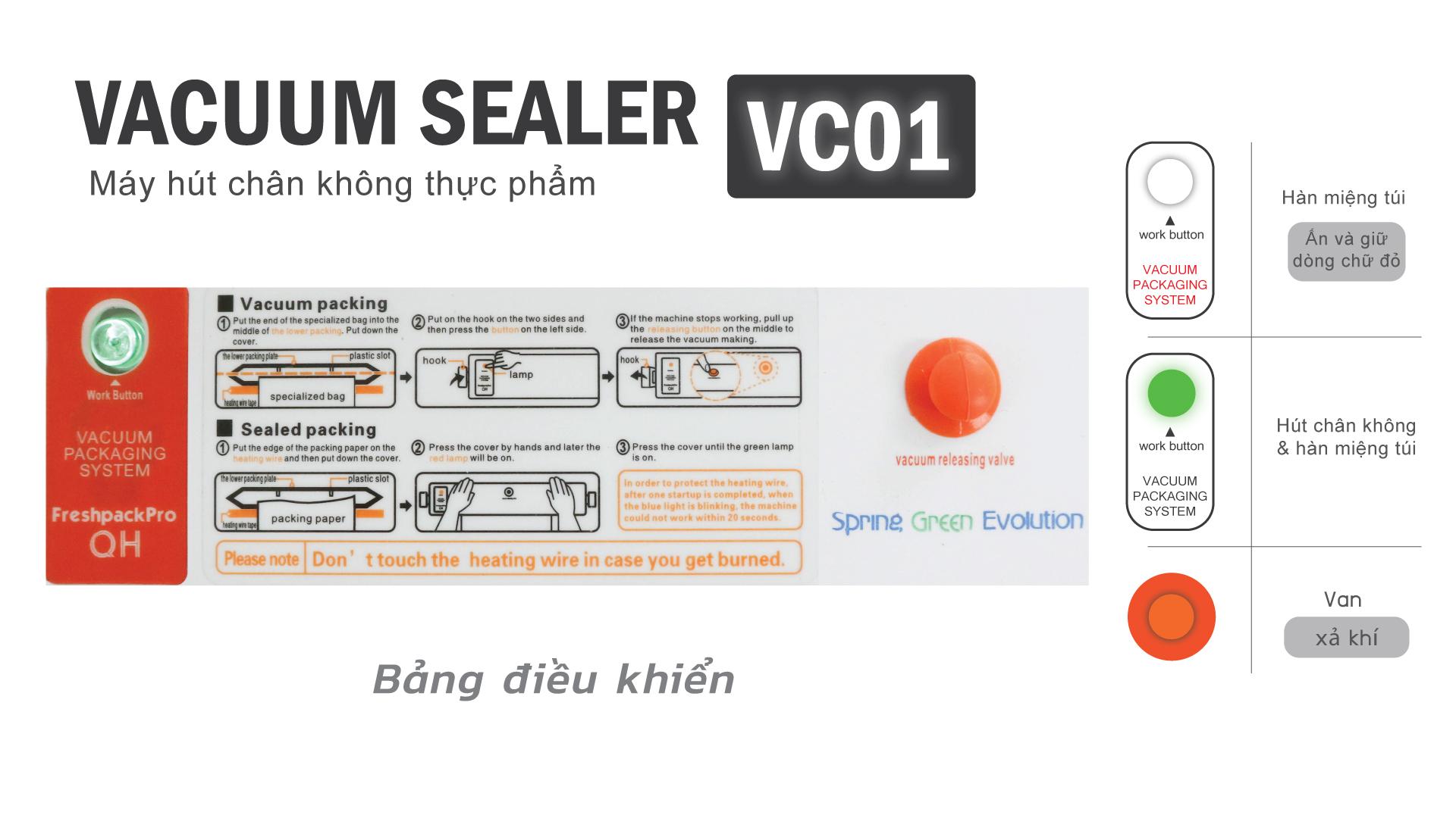 máy hút chân không thực phẩm-vc01 (2)
